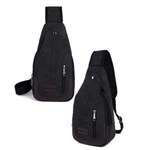 2017 New Chest Canvas Messenger Bag One Shoulder Bag MFB12_3