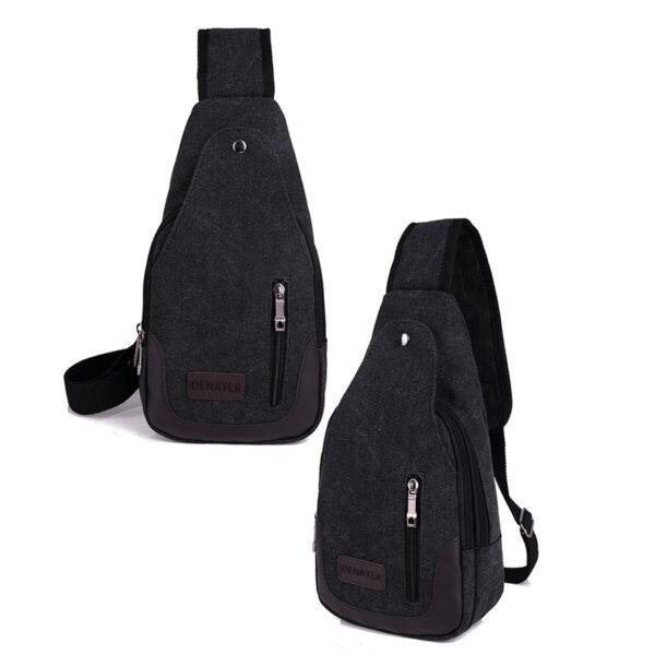 2018 New Chest Canvas Messenger Bag One Shoulder Bag MFB12_3
