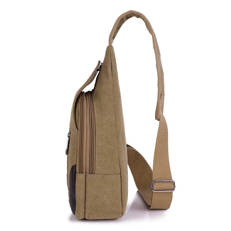 New Chest Canvas Messenger Bag One Shoulder Bag MFB12_6