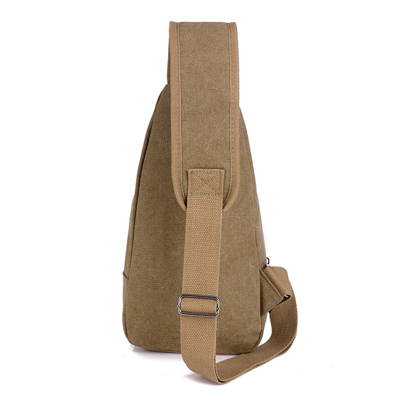 New Chest Canvas Messenger Bag One Shoulder Bag MFB12_7