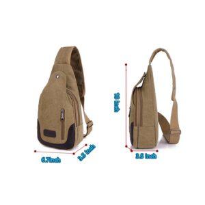 2017 New Chest Canvas Messenger Bag One Shoulder Bag MFB12_9