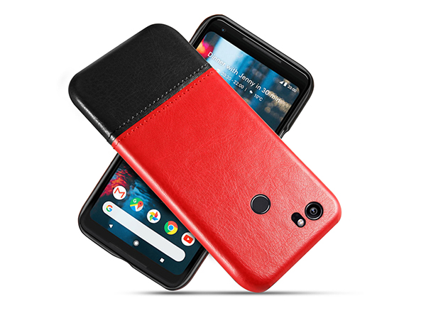 Perfect Leather Google Pixel 2 And XL Case GPC03_4