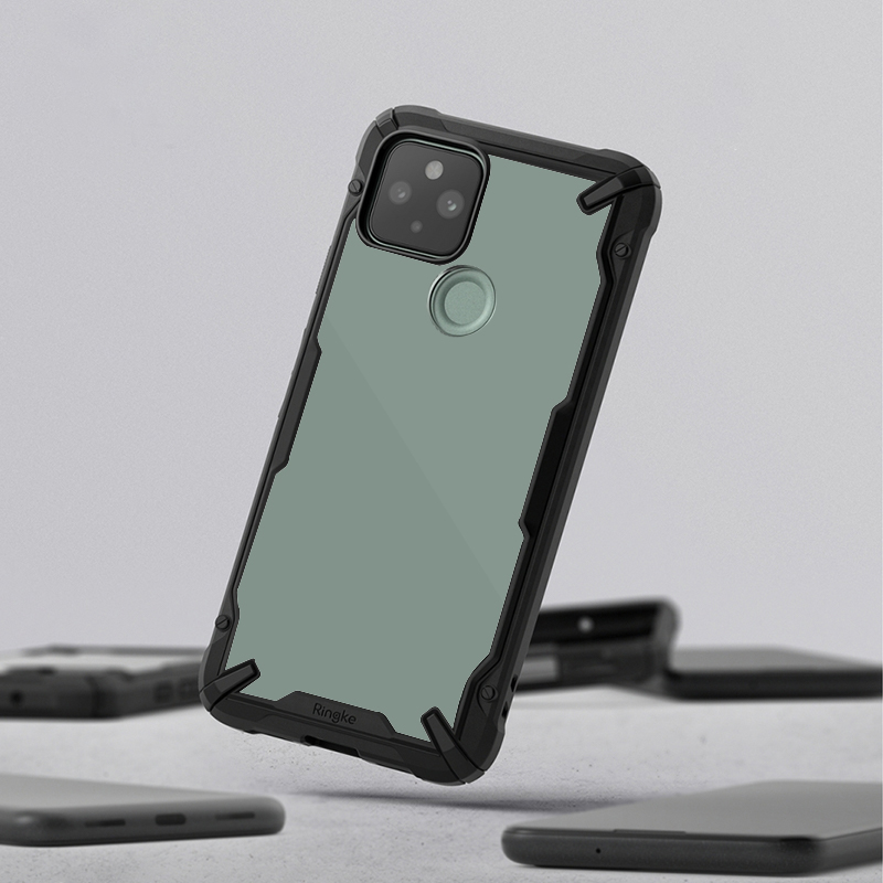 Protective Leather Case Cover With Card Slot For Google Pixel 2 And XL GPC05