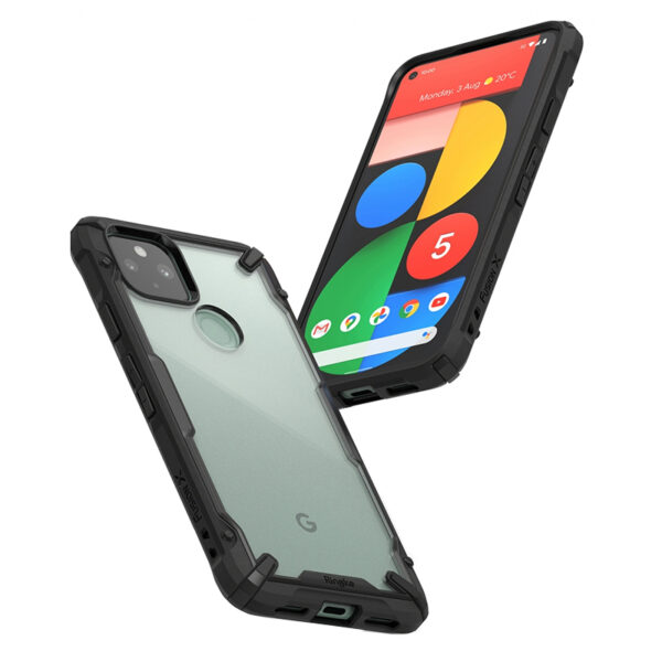 Protective Silicone Soft Case For Google Pixel 4 3 And XL GPC05_3