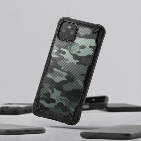 Protective Camouflage Case For Google Pixel 5 4A 5G GPC05_7