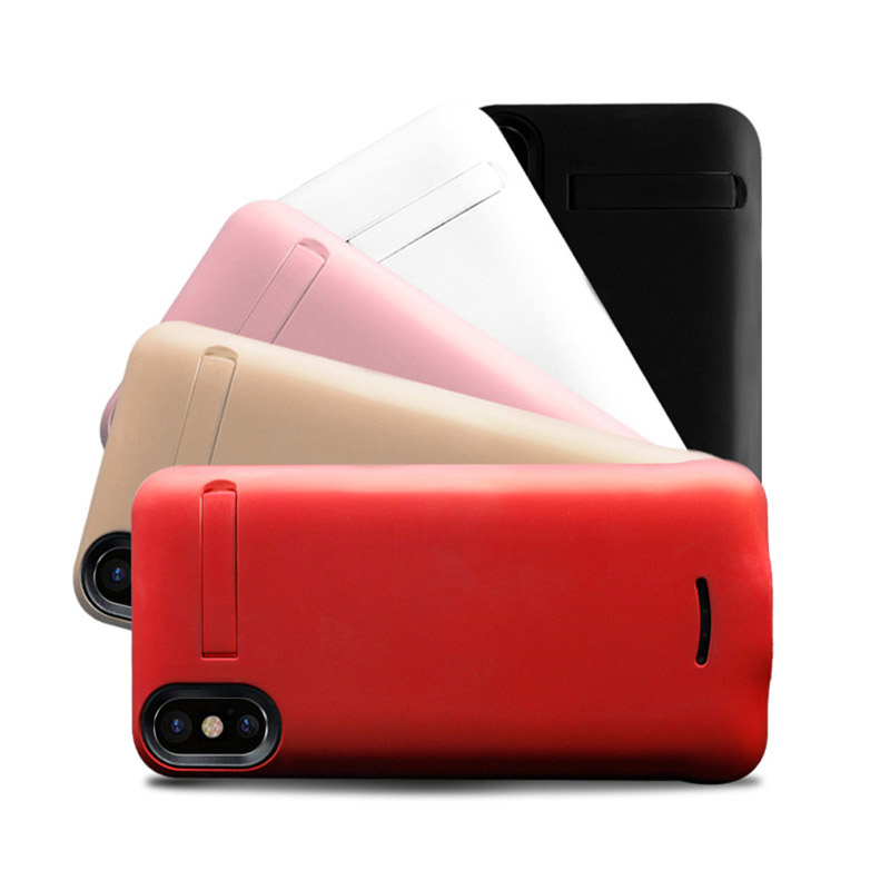 4000mAh Slim Protective iPhone X Charger Case Cover IPS109_3