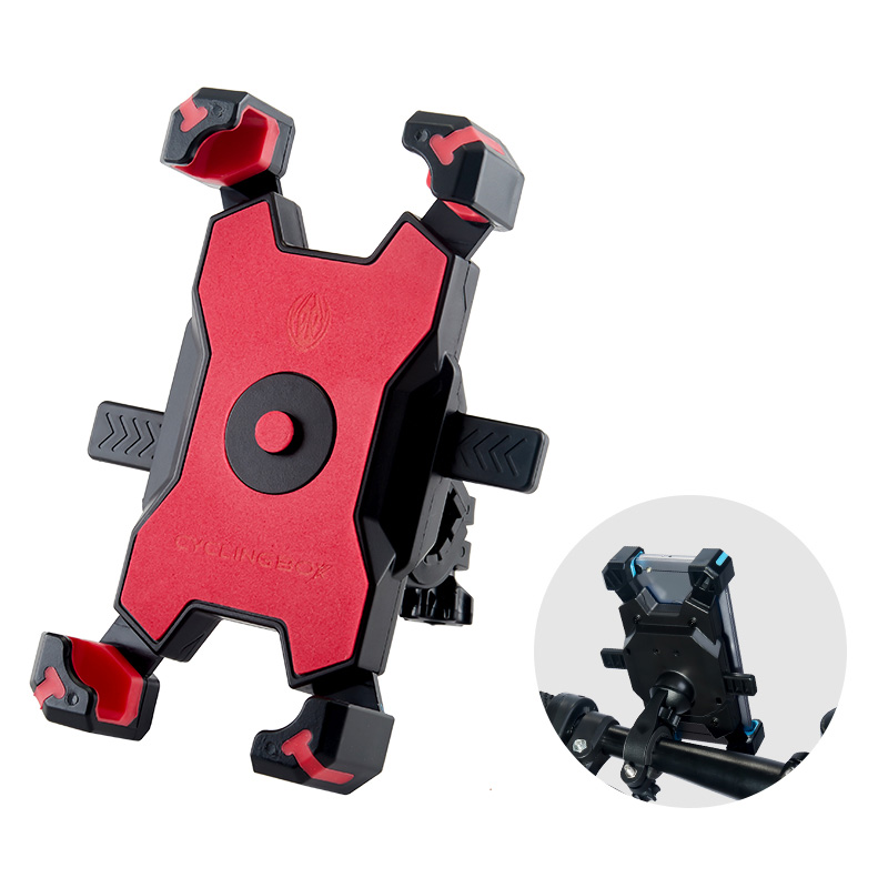 Bike Motorcycle Mobile Phone Stand Holder Navigation Bracket PHE07_2