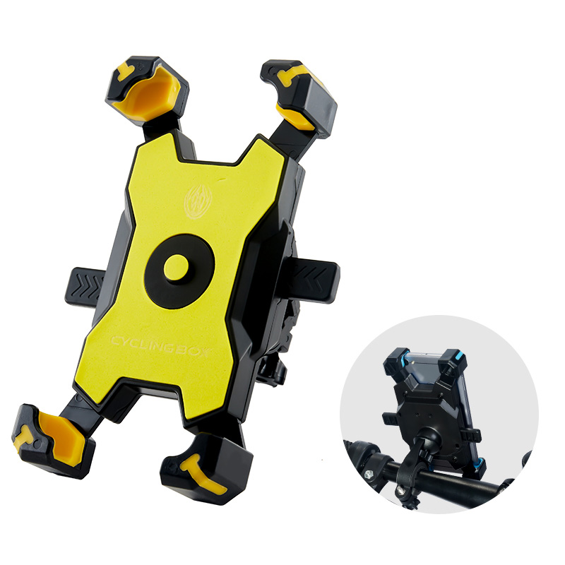Bike Motorcycle Mobile Phone Stand Holder Navigation Bracket PHE07_3