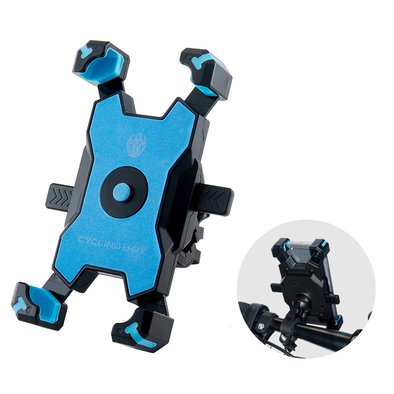 Bike Motorcycle Mobile Phone Stand Holder Navigation Bracket PHE07_4