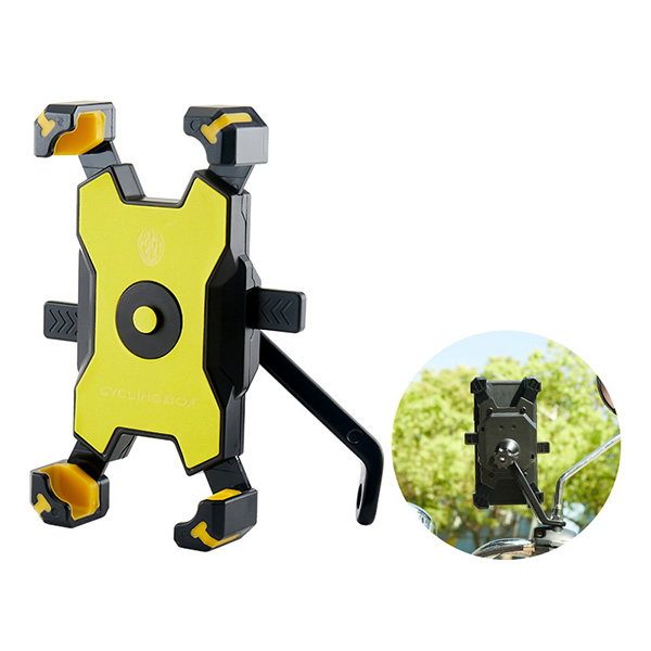 Bike Motorcycle Mobile Phone Stand Holder Navigation Bracket PHE07_7