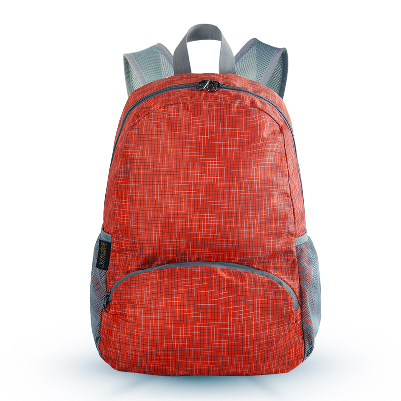 Foldable Children Travel School Shoulder Bag Backpack MFB13_2
