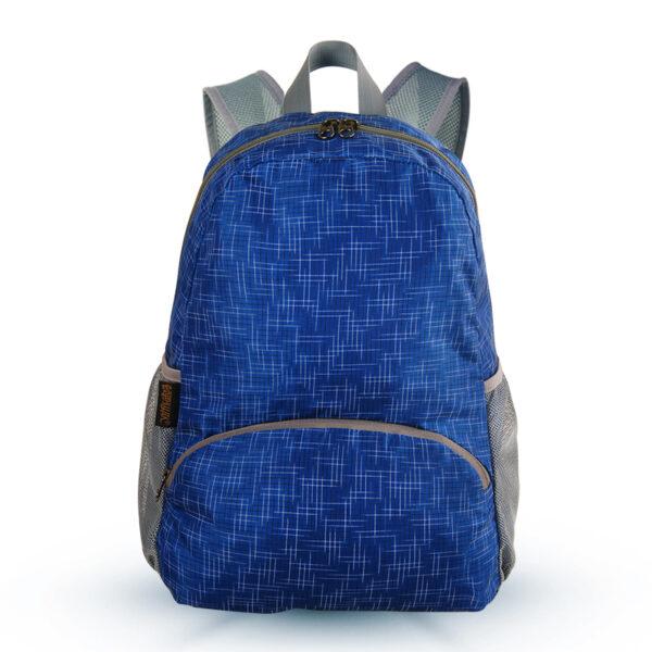 Foldable Children Travel School Shoulder Bag Backpack MFB13_3