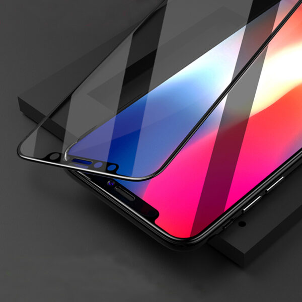 Perfect Full Coverage iPhone X Screen Protector Steel Film IPASP07