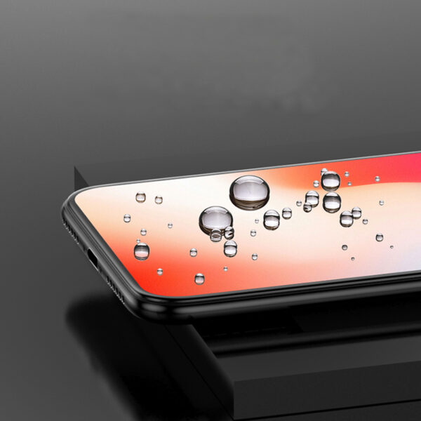 Perfect Full Coverage iPhone X Screen Protector Steel Film IPASP07_5