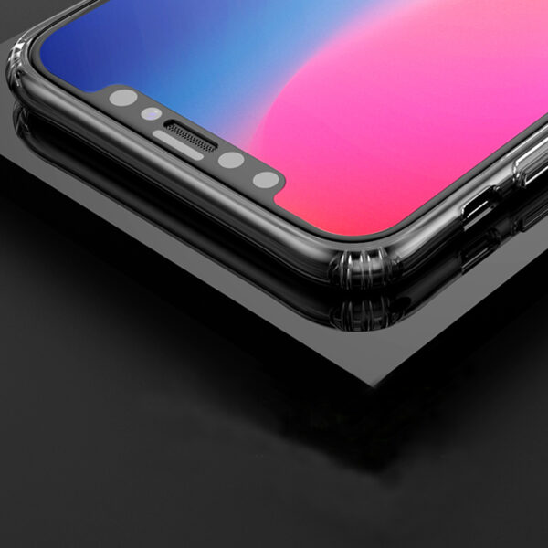 Perfect Full Coverage iPhone X Screen Protector Steel Film IPASP07_7