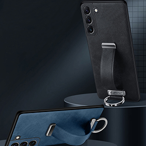 All-inclusive Real Protective Leather Case For Samsung S9 S8 Plus SG809