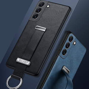 All-inclusive Real Protective Leather Case For Samsung S9 S8 Plus SG809_3