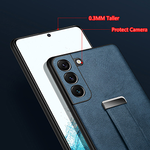 All-inclusive Real Protective Leather Case For Samsung S9 S8 Plus SG809_5