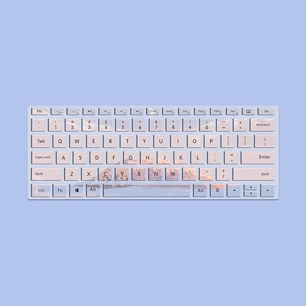 "Perfect Surface Book 2 13.5"" Protective Keyboard Skin MKC04_3"