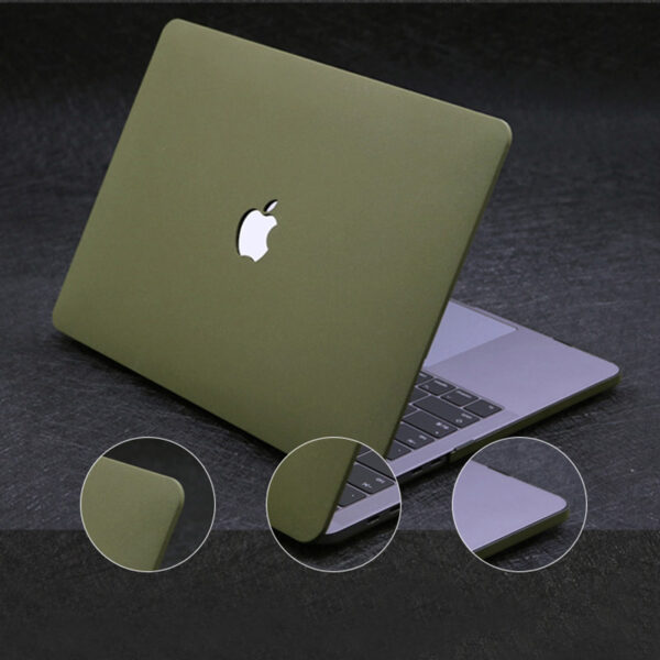 Protective Macbook Air 11 13 Pro 13 15 And Touch Bar Cover Case MBPA10