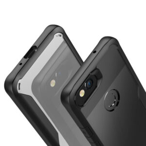Protective Transparent Back Google Pixel 2 And XL Case Cover GPC06_5
