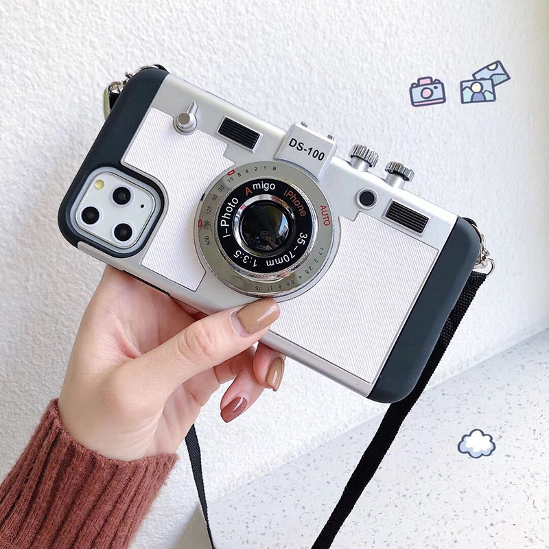 All-inclusive Camera Case Cover For Samsung S10 9 8 Plus Note 9 8 With Lanyard SGN806_2