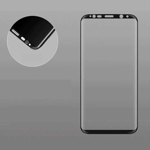 Full Coverage Screen Protector Film For Samsung Galaxy S8 Note 8 Plus IPASP08_3