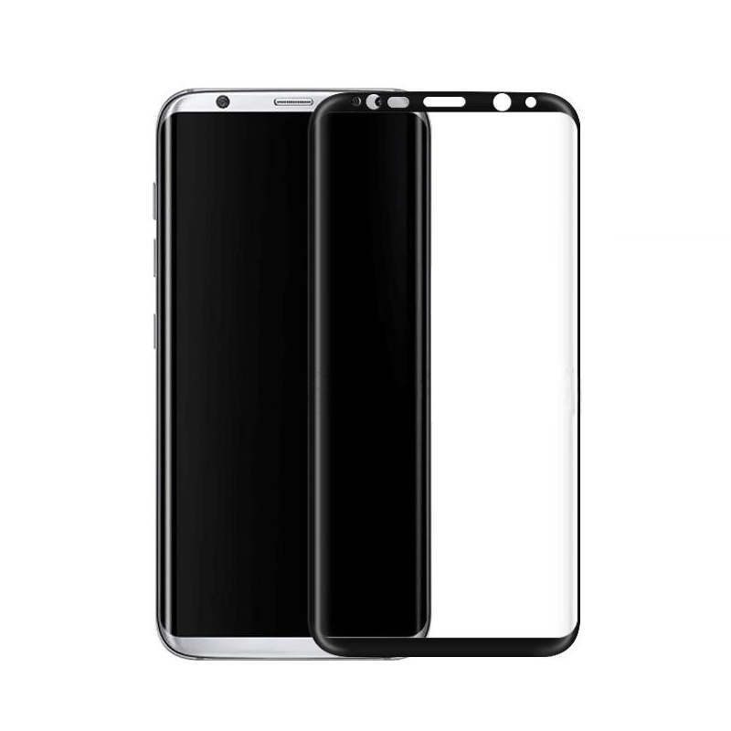 Full Coverage Screen Protector Film For Samsung Galaxy S8 Note 8 Plus IPASP08_5