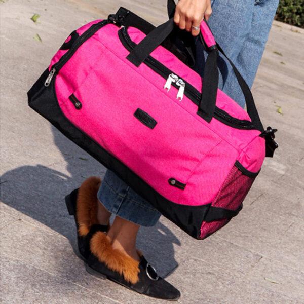 Large Capacity Luggage Waterproof Travel Boarding Bag MFB16_4