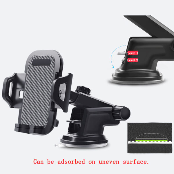 Perfect Car Phone Holder Navigation Stand PHE08_3