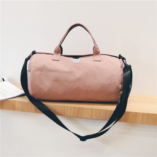 Portable Luggage Duffle Travel Bag With High Capacity MFB15_3