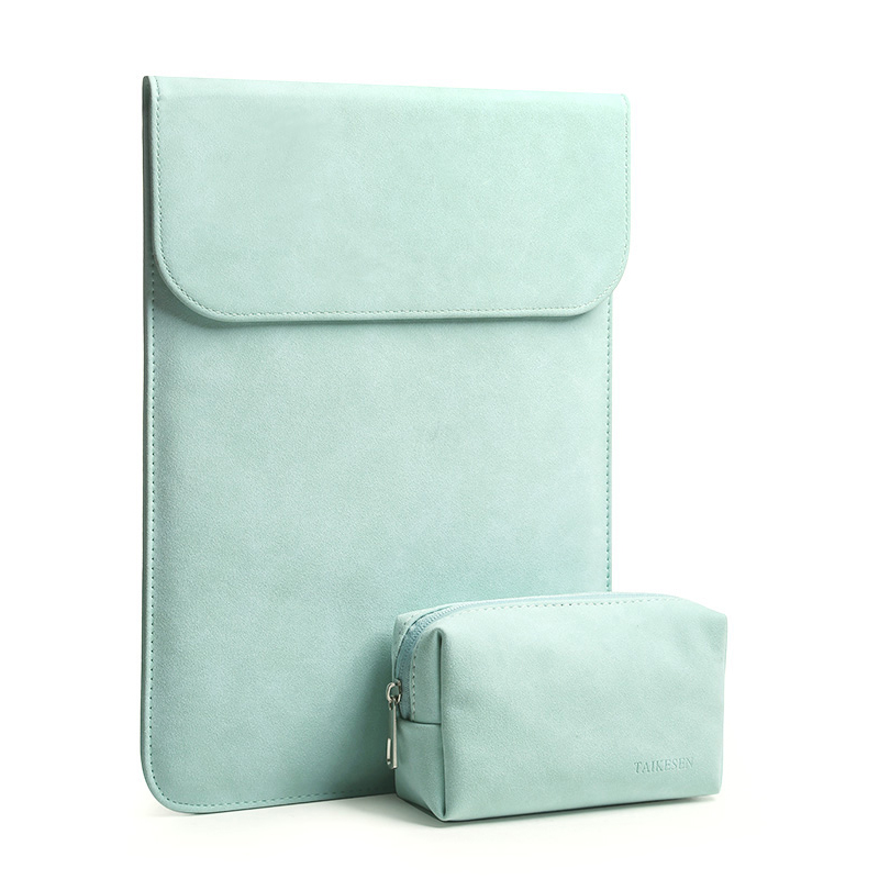 Leather Surface Pro 7 6 5 4 3 Laptop Bag Cover With Small Bag SPC12_2