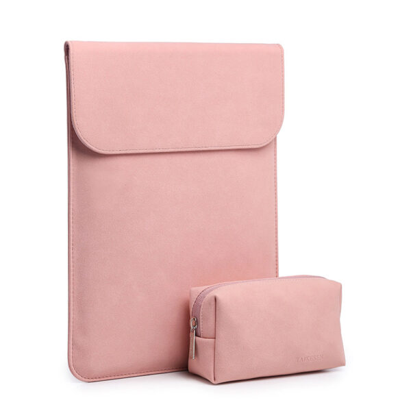Leather Surface Pro 5 4 3 Laptop Bag Cover With Small Bag SPC12_4