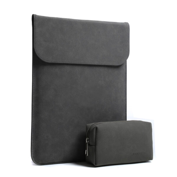 Leather Surface Pro 5 4 3 Laptop Bag Cover With Small Bag SPC12_5