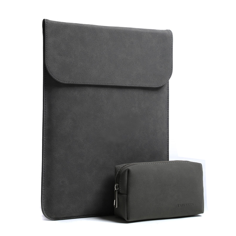 Leather Surface Pro 7 6 5 4 3 Laptop Bag Cover With Small Bag SPC12_5