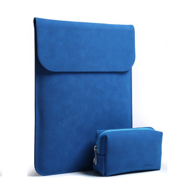 Leather Surface Pro 5 4 3 Laptop Bag Cover With Small Bag SPC12_6