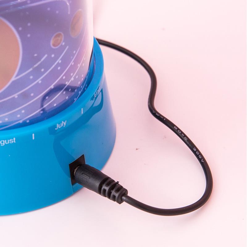 Romantic Starlight Projector Bedroom Sleep USB Nightlight USL03_5