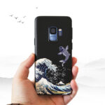 3D Relief Soft Case Cover For Samsung S9 And Plus SG905