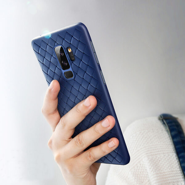 Perfect Weave Samsung S9 And Plus Soft Case Cover SG901_2
