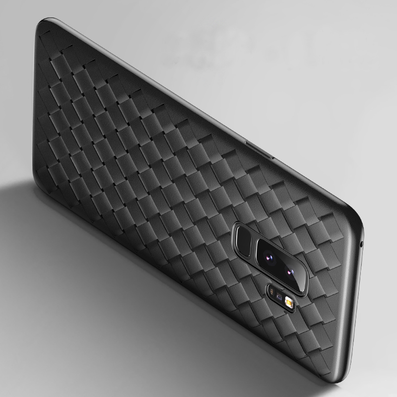 Perfect Weave Samsung S9 And Plus Soft Case Cover SG901_6