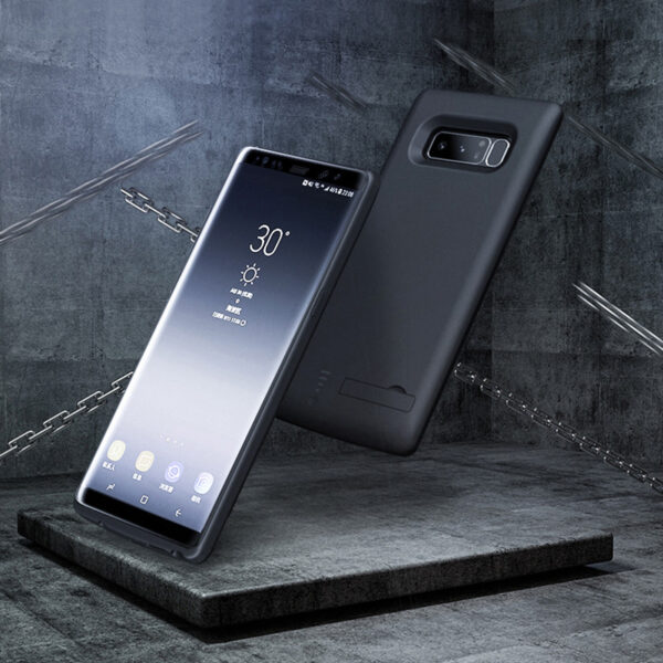 Perfect Samsung S9 S8 Plus Note 8 10000 mAh Charger Case Cover IPGC12