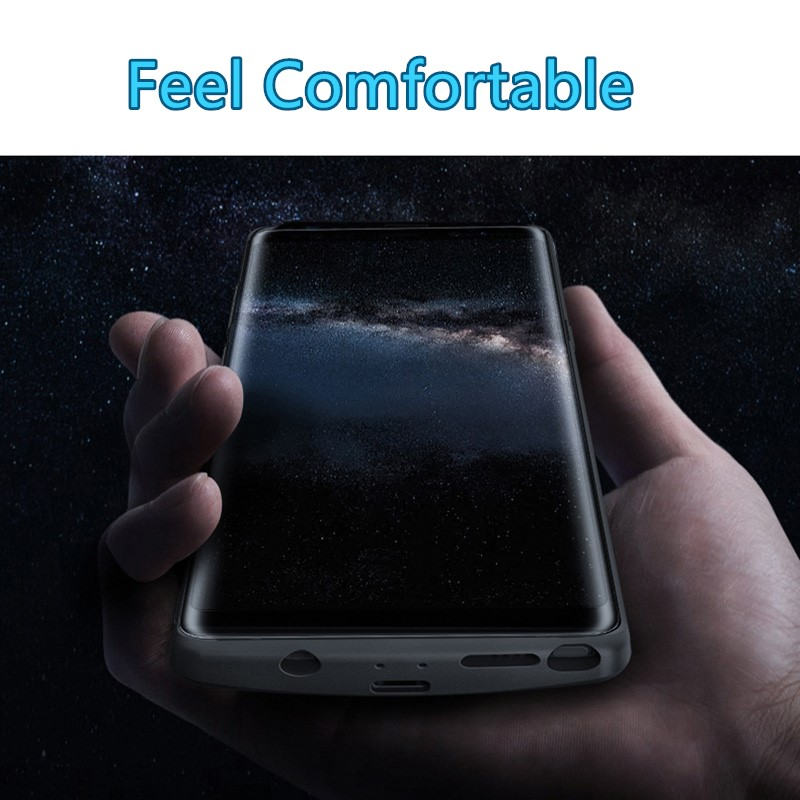 Perfect Samsung S9 S8 Plus Note 8 10000 mAh Charger Case Cover IPGC12_5
