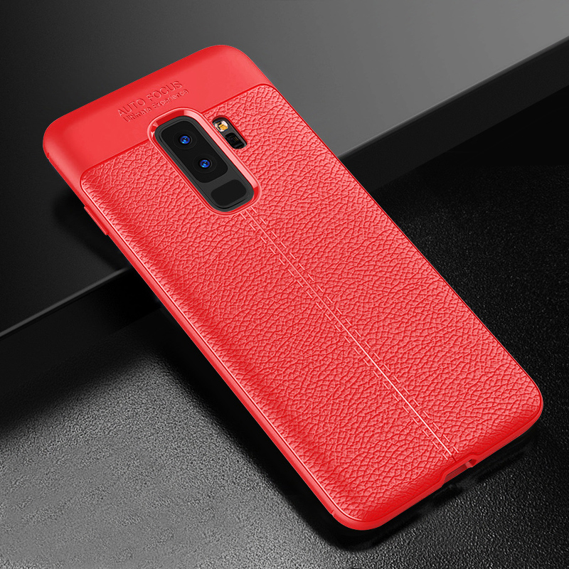 Perfect Silicone Samsung S9 And Plus Case Cover SG902_3