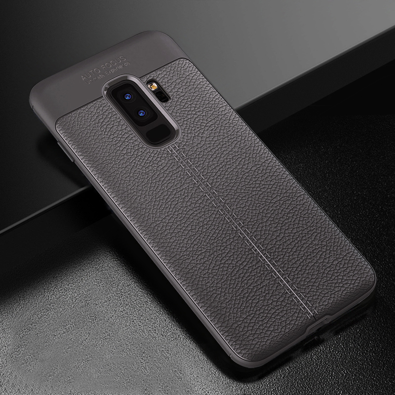 Perfect Silicone Samsung S9 And Plus Case Cover SG902_4
