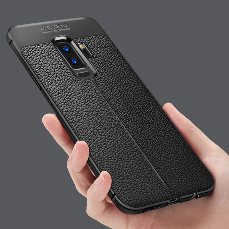 Perfect Silicone Samsung S9 And Plus Case Cover SG902_5
