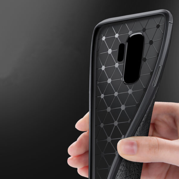 Perfect Silicone Samsung S9 And Plus Case Cover SG902_6
