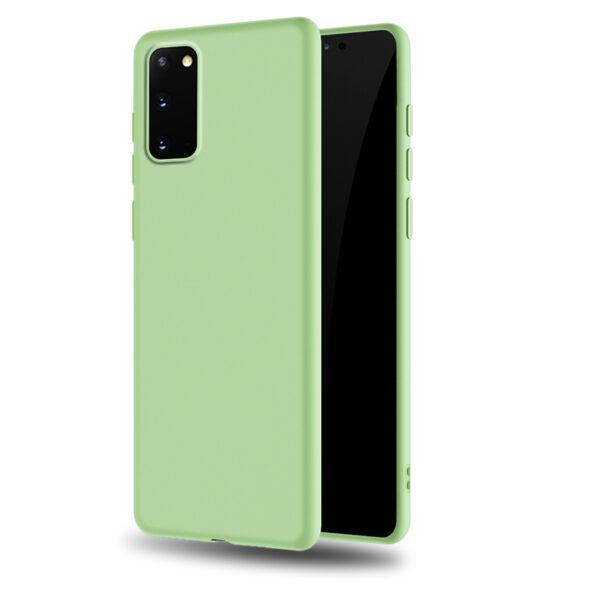 Perfect Silicone Samsung S20 Plus Ultra Case Cover SG906_4
