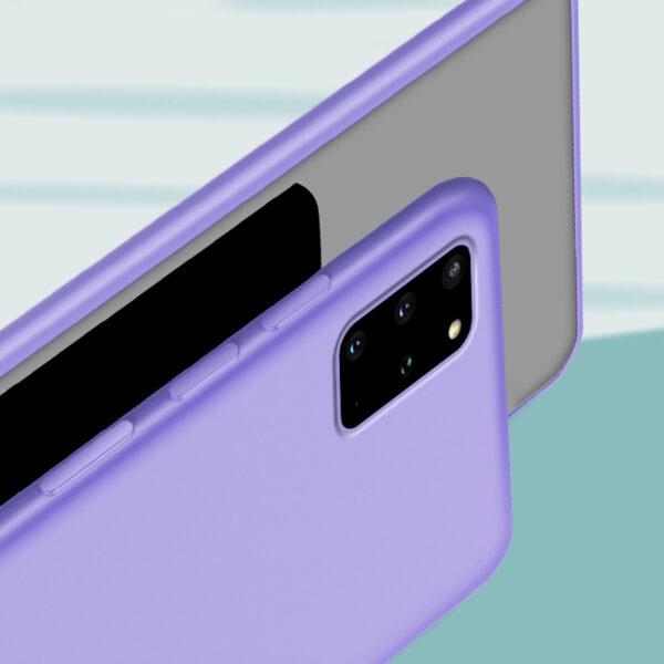 Perfect Silicone Samsung S20 Plus Ultra Case Cover SG906_6