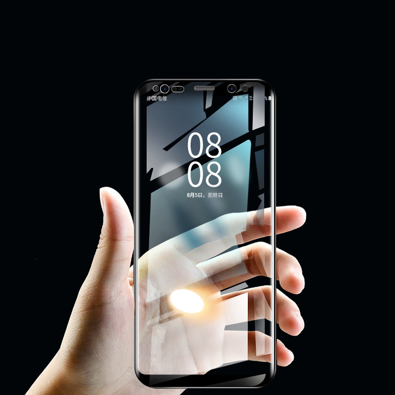 Perfect Samsung S9 And Plus Tempered Film Screen Protector IPASP09