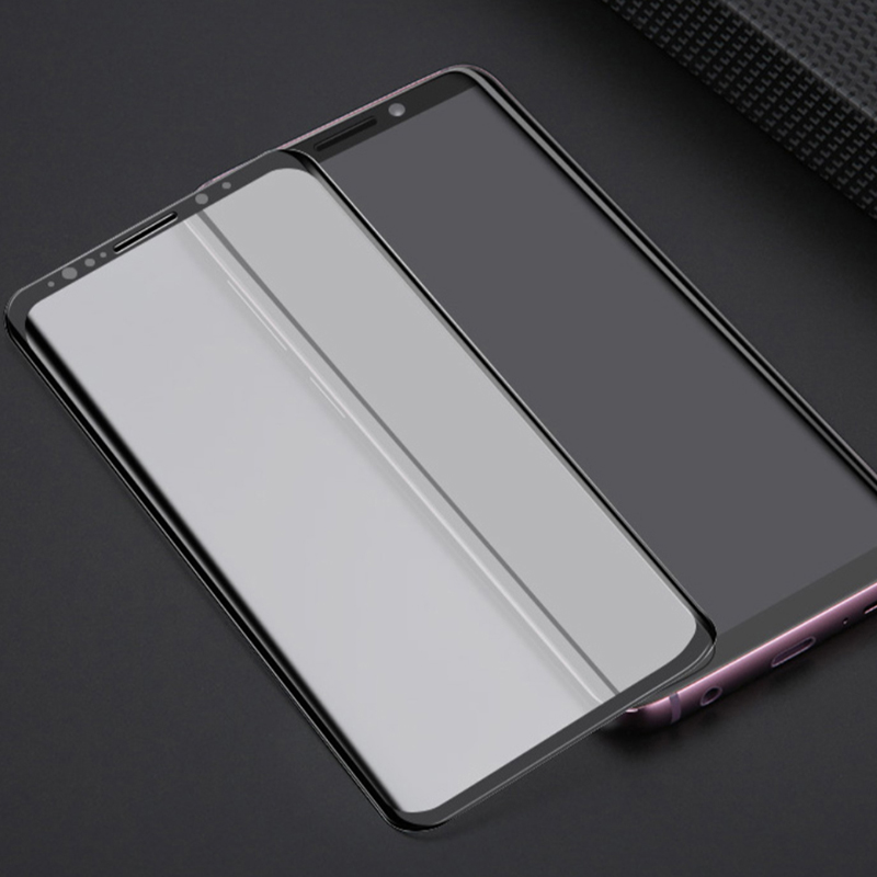 Perfect Samsung S9 And Plus Tempered Film Screen Protector IPASP09_5